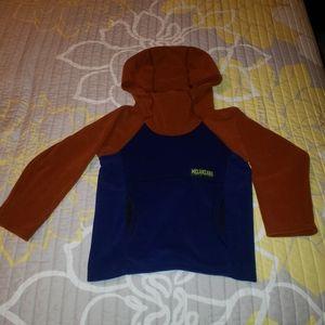 Kids XXS Melanzana Micro Grid Hoodie